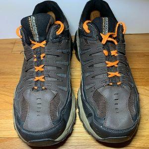 Skechers Men's AfterburnMemory Foam Sneaker Sz 12